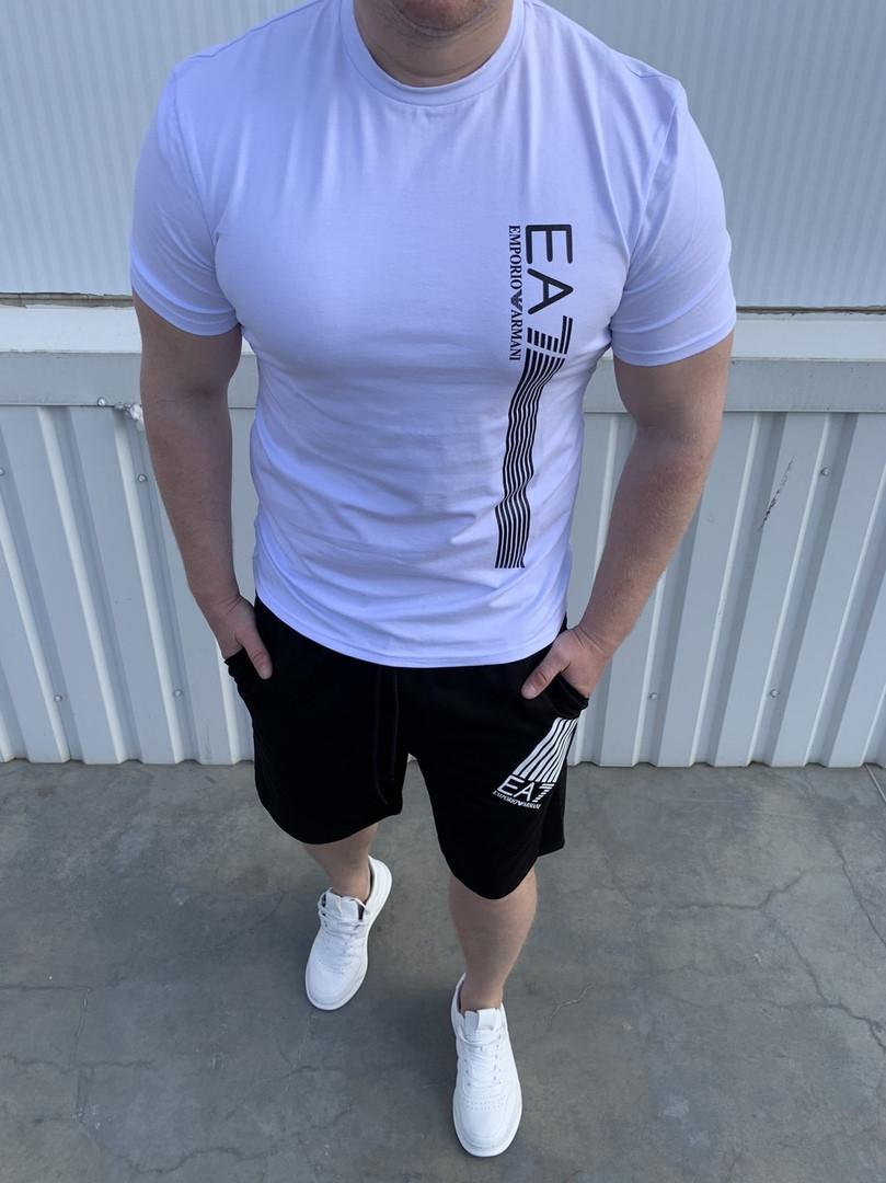 Летний костюм футболка и шорты