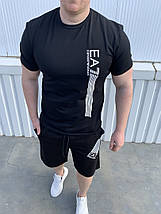 Летний костюм футболка и шорты, фото 2