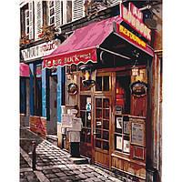 Картина по номерам Любимый магазинчик ТМ Идейка 40 х 50 см КНО2195