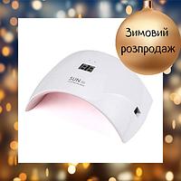 UV + LED Лампа для маникюра SUN 9S 24 Вт с дисплеем