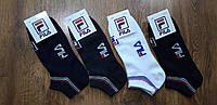 """Чоловічі стрейчеві шкарпетки """"FILA A""""Туреччина(41-45) короткі, фото 1"""