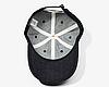 Джинсовая бейсболка Classic Denim Baseball Hat - Dark Blue, фото 2