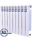 Алюмінієві радіатори Alltermo 350/85 (Україна), фото 2