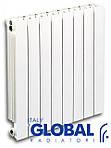 Алюмінієві радіатори опалення Global VIP 500/100 (Італія), фото 7