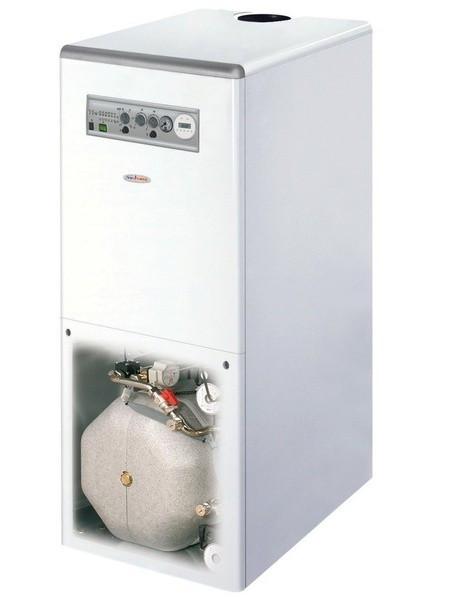 Підлоговий газовий котел зі вбудованим бойлером Fondital BTFS E 32