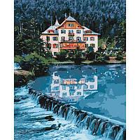 Картина по номерам Дом мечты 40 х 50 см ТМ Идейка КНО2267