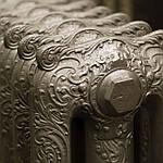 Радіатор чавунний декоративний Carron The Rococco 780 (Англія), фото 5