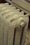 Радіатор чавунний декоративний Carron The Rococco 780 (Англія), фото 6