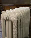 Радіатор чавунний декоративний Carron The Rococco 780 (Англія), фото 7
