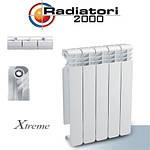 Біметалічні радіатори опалення Xtreme 500/100 Radiatori 2000 (Італія), фото 3