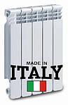 Алюмінієві радіатори Helyos R 500/100 Radiatori 2000 (Італія), фото 3