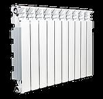 Алюмінієві радіатори Fondital EXCLUSIVO 500/100 B3 (Італія), фото 2
