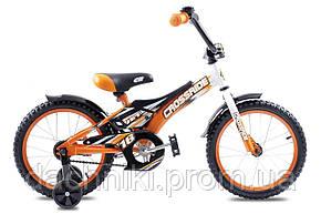 Детский велосипед CROSSRIDE 16 BMX ST JET ARD-0427, фото 2