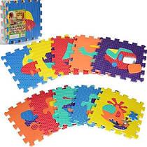 Розвиваючі та ігрові килимки, мозаїка