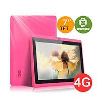 "7"" Super Pad Pink Ёмкостной A13 Мультитач. Android 4.0 1.2GHz HD 4Gb WiFi, фото 1"