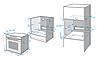 Духовой шкаф OES 360 MCS XA Interline, фото 2