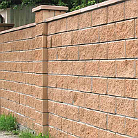 Блок декоративный (400х200х200)
