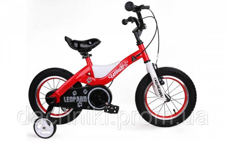 """Детский Велосипед Royalbaby Leopard 16"""" Красный (04216), фото 2"""