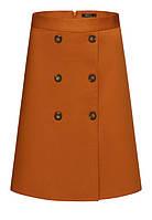 Юбка Vertical, цвет коричневый