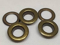 Люверс 10 мм Антик ( в упаковки 50 штук )