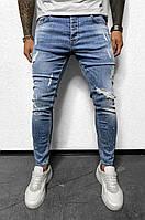 Распродажа Мужские джинси светлые Чоловічі штани штаны брендовие