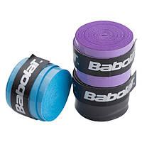 Обмотка для теннисных ракетокBabolat  AirSphere Comfort, grip. 3шт в упаковке, блистер