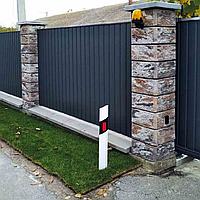 Блок декоративный (400х400х200) для столба