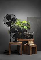 Вентилятор підлоговий Mesko MS 7311 чорний 40см, фото 3