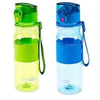 Пляшка для води IonEnergy, 550мл, зелений,синій