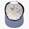 Джинсовая бейсболка Two-Horse Patch Denim Baseball Cap - WHITE MULTI, фото 2