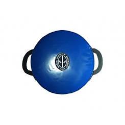 Боксерская круглая макивара Spurt PVS синяя