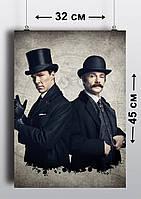 Плакат А3, Шерлок Холмс 18