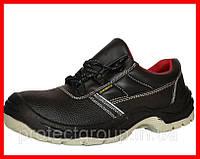Туфли рабочие кожаные Cemto