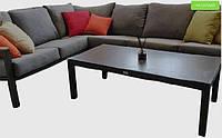 Элитная садовая мебель SET. Комплект LILIS LOUNGE SET RENGARD. Уличный набор мебели для дома, ресторана, отеля