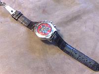 Ремешок из Аллигатора для часов Bertolucci, фото 1