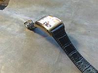 Ремешок из крокодила для часов Western Azure, фото 1