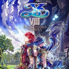 Ys VIII: Lacrimosa of DANA Ps4 (Цифровий аккаунт для PlayStation 4)