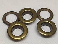 Люверс 14 мм Антик ( в упаковке 1000 штук)