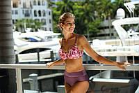 Красивий жіночий роздільний купальник на велику груди Self S 773 F200