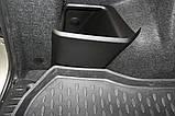 Коврик в багажник  LADA Largus 2012- ун. 5 мест. (полиуретан), фото 3