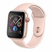 Умные часы Smart Watch W4 (розовый)