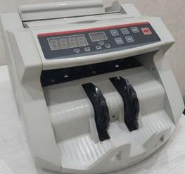 Лічильник банкнот Bill Counter 2108 c детектором UV Рахункова машинка детектор валют