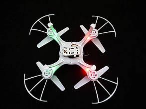 Квадрокоптер QY66-X05 c WiFi камерою на пульті управління | Літаючий дрон PR5