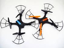 Квадрокоптер на дистанционном управлении Phantom LH-X43W WiFi | Летающий дрон PR5, фото 2