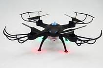 Квадрокоптер на дистанционном управлении Phantom LH-X43W WiFi | Летающий дрон PR5, фото 3