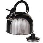 Чайник со свистком A-PLUS 3.5 л нержавейка для плиты, фото 2