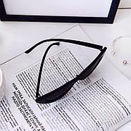 Солнцезащитные очки Cat Eye Retro Black, фото 2