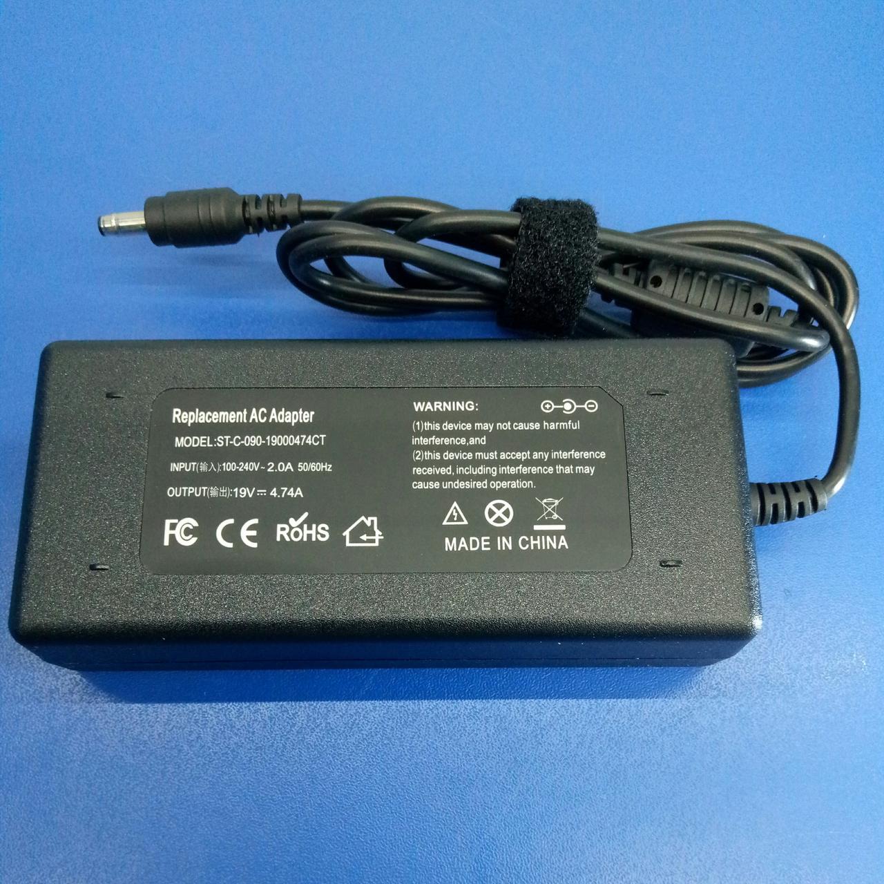 Блок живлення до ноутбука HP/Compaq 18,5V4,5A 4,8*1,7 (HP/Compaq) {o0o}85W