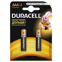 Элемент питания (батарейка) DURACELL LR3 (АAA) 1штука