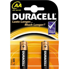 Элемент питания (батарейка) DURACELL LR6 (AA)) 1штука